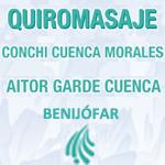 Quiromasajista Conchi Cuenca